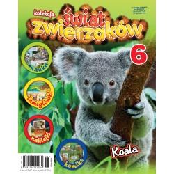 Kolekcja Świat Zwierzaków nr 6 - Koala