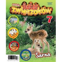 Kolekcja Świat Zwierzaków nr 7 - Sarna