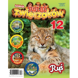 Kolekcja Świat Zwierzaków nr 12 - Ryś