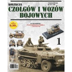 PRENUMERATA - Kolekcja Czołgów i Wozów Bojowych - 12 numerów