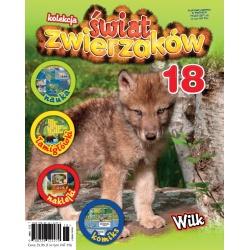 Kolekcja Świat Zwierzaków nr 18 - Reedycja