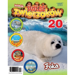 Kolekcja Świat Zwierzaków nr 20 - Reedycja