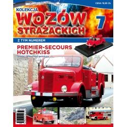 Kolekcja Wozów Strażackich Nr 7