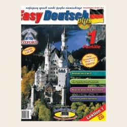 NR 01. EASY DEUTSCH PLUS Z CD
