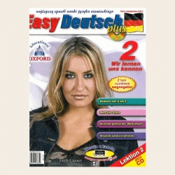 NR 02. EASY DEUTSCH PLUS Z CD