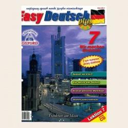 NR 07. EASY DEUTSCH PLUS Z CD