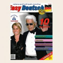 NR 10. EASY DEUTSCH PLUS Z CD