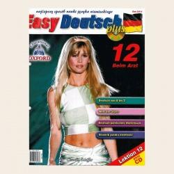 NR 12. EASY DEUTSCH PLUS Z CD