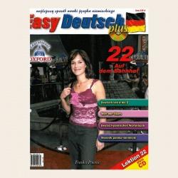 NR 22. EASY DEUTSCH PLUS Z CD