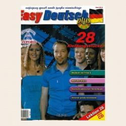 NR 28. EASY DEUTSCH PLUS Z CD