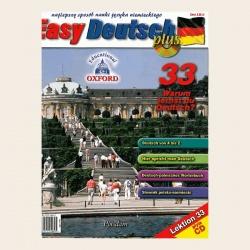 NR 33. EASY DEUTSCH PLUS Z CD