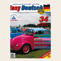 NR 34. EASY DEUTSCH PLUS Z CD