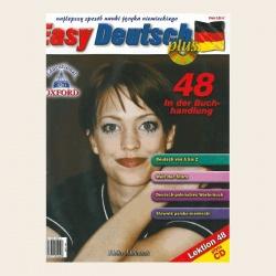 NR 48. EASY DEUTSCH PLUS Z CD