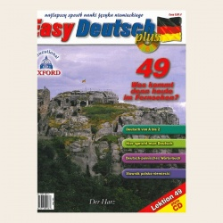 NR 49. EASY DEUTSCH PLUS Z CD