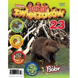 Kolekcja Świat Zwierzaków nr 23 - Reedycja
