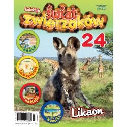 Kolekcja Świat Zwierzaków nr 24 - Reedycja