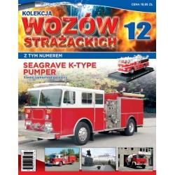 Kolekcja Wozów Strażackich Nr 12