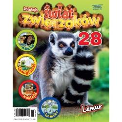 Kolekcja Świat Zwierzaków nr 28 - Reedycja
