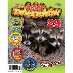 Kolekcja Świat Zwierzaków nr 29 - Reedycja