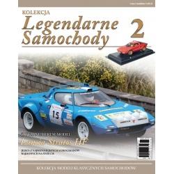 Legendarne Samochody Nr 02 - Lancia Stratos
