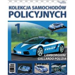 Samochody Policyjne Nr 01 - Lamborghini Gallardo
