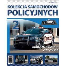Samochody Policyjne Nr 02 - Dodge Magnum R/T