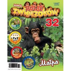 Kolekcja Świat Zwierzaków nr 32 - Reedycja
