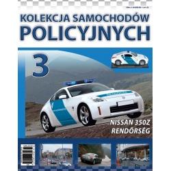 Samochody Policyjne Nr 03- Nissan 350Z