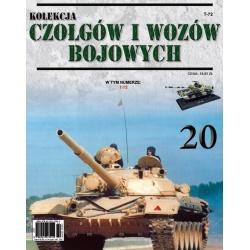Czołgi i Wozy Bojowe Nr 20 - T-72