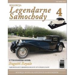 Legendarne Samochody Nr 04 - Bugatti Royale