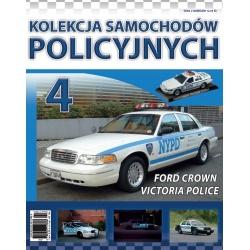 Samochody Policyjne Nr 04- Ford Crown