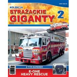 Strażackie Giganty Nr 02 - E-one Heavy Rescue