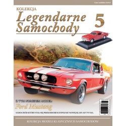 Legendarne Samochody Nr 05 - Ford Mustang