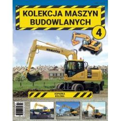 Maszyny Budowlane Nr 04 - Koparka kołowa