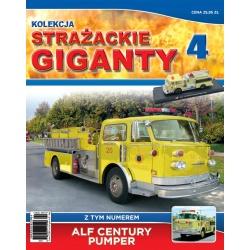 Strażackie Giganty Nr 04- Alf Century Pumper