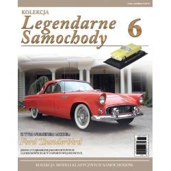 Legendarne Samochody Nr 06 - Ford Thunderbird