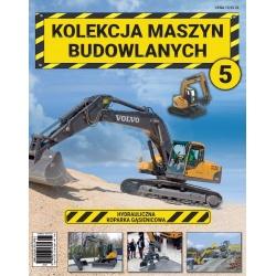 Maszyny Budowlane Nr 05 - Hydrauliczna Koparka Gąsienicowa