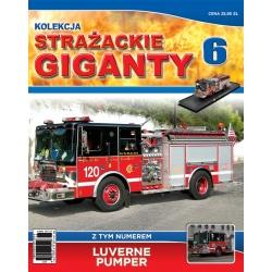 Strażackie Giganty Nr 06- Luverne Pumper