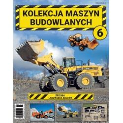 Maszyny Budowlane Nr 06 - Średnia ładowarka kołowa