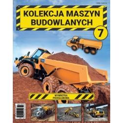 Maszyny Budowlane Nr 07 - Wywrotka przegłubowa