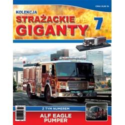 Strażackie Giganty Nr 07- Alf Eagle Pumper