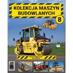 Maszyny Budowlane nr 08 - Walec wibracyjny do asfaltu