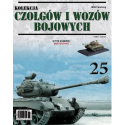 Czołgi i Wozy Bojowe nr 25 - Pershing