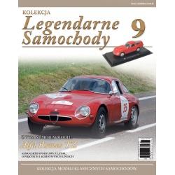 LEGENDARNE SAMOCHODY NR 09 - ALFA ROMEO TZ 1964