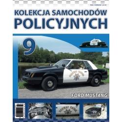 SAMOCHODY POLICYJNE NR 09 - FORD MUSTANG