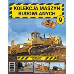 Maszyny Budowlane nr 09 - Duża spycharka gąsienicowa