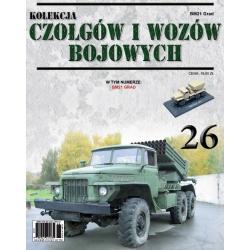 Czołgi i Wozy Bojowe nr 26 - BM21 Grad