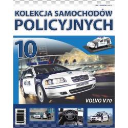 SAMOCHODY POLICYJNE NR 10 - VOLVO V70