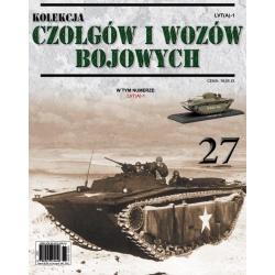 Czołgi i Wozy Bojowe nr 27 - Aligator