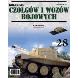Czołgi i Wozy Bojowe nr 28 - CROMWELL MK IV